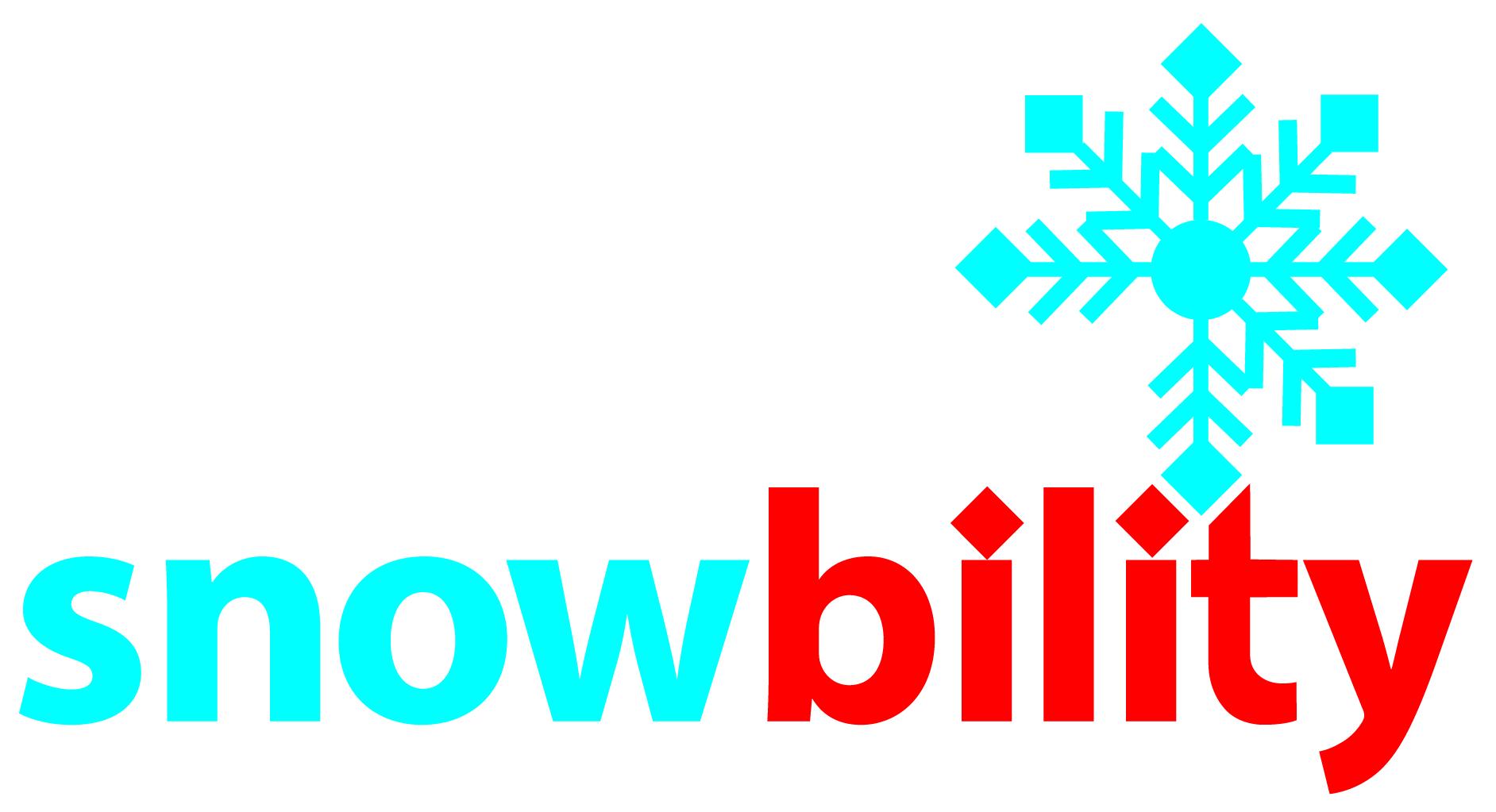 snowbility Logo